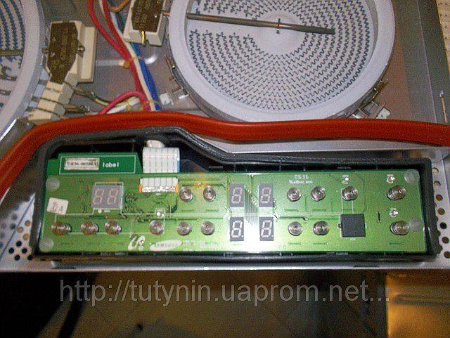 Ремонт электроплит 1001